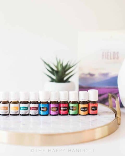 Hot Black Friday deals on Young Living essential oils.