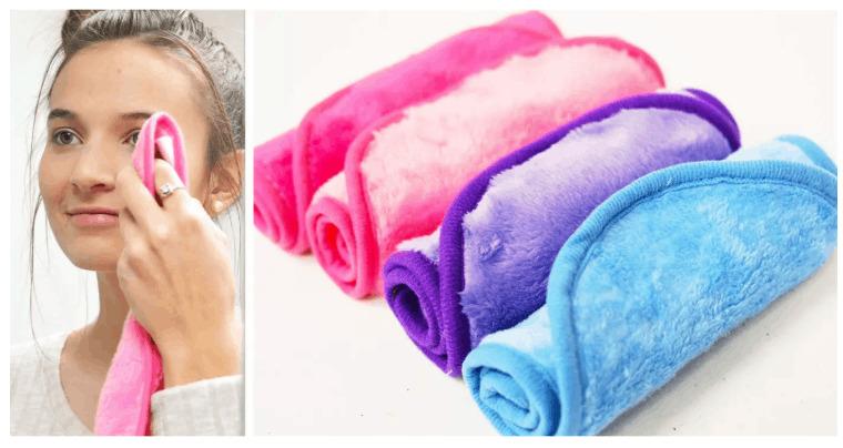Magic Makeup Remover Towel
