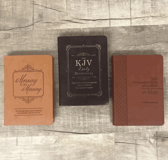 Daily Devotions Gift Books