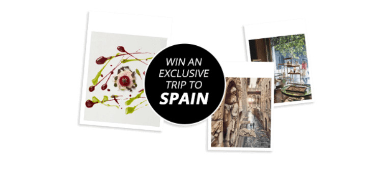 Win an Exclusive 7 Day Trip to Spain