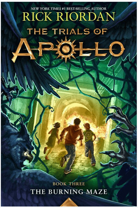 Apollo and the Summer of Magic & Mazes Giveaway