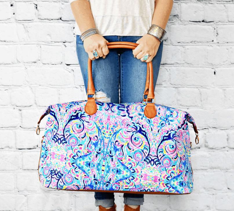 Ellie Weekender Bag