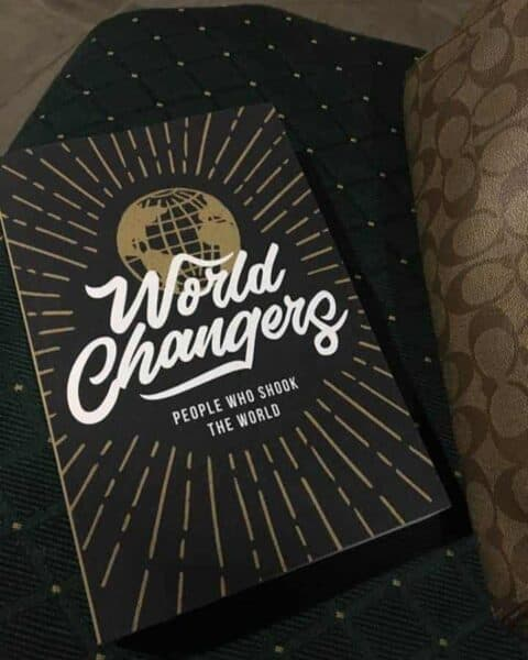 World Changers book.
