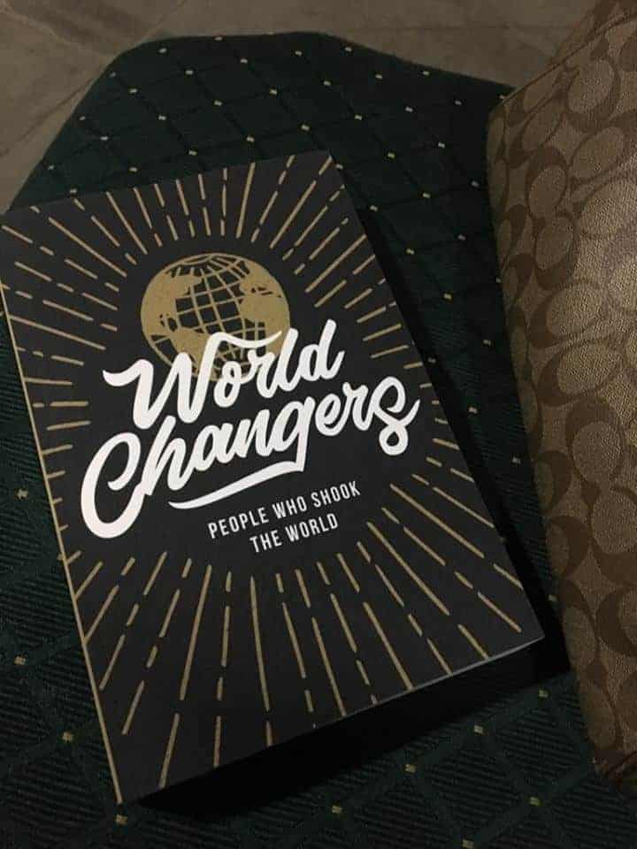 World Changers book.