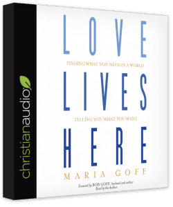 Love Lives Here Free Audiobook