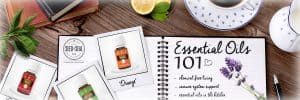 Free Essential Oils 101 Email Class