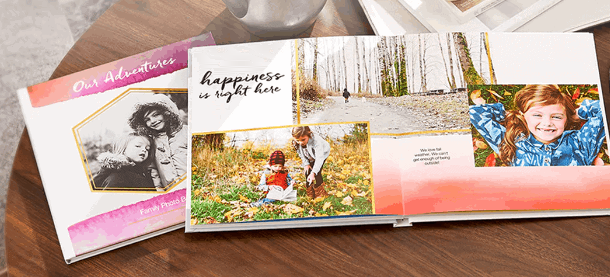 The Latest Shutterfly: Free Photo Book Coupon Code