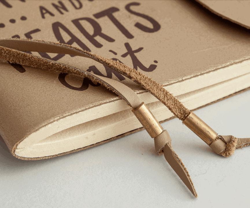 Village Artisan Leather Journals Sale