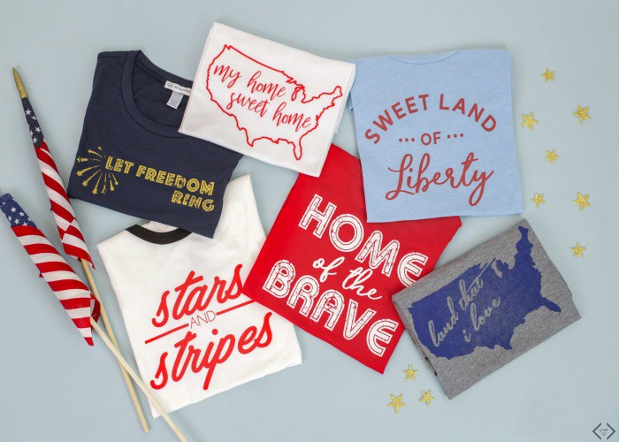 Cents of Style 4th of July Tee Sale