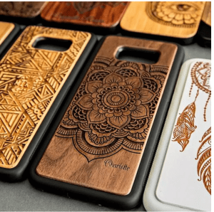 Personalized Wood Phone Cases $8.99 (Was $19.99)