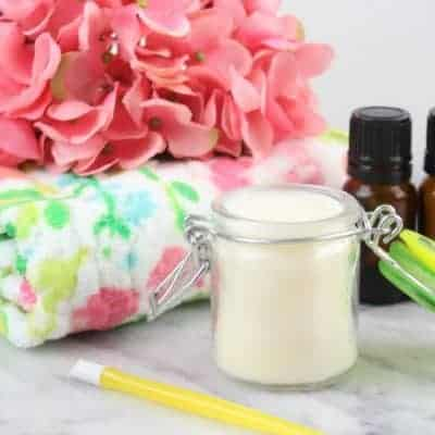 DIY Cuticle Softener