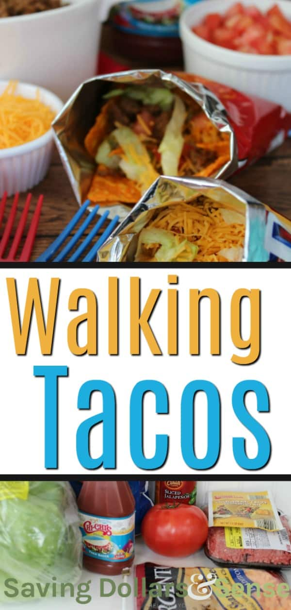 walking tacos food