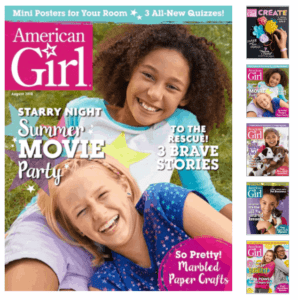 American Girl Magazine Subscription Deal 44% Off