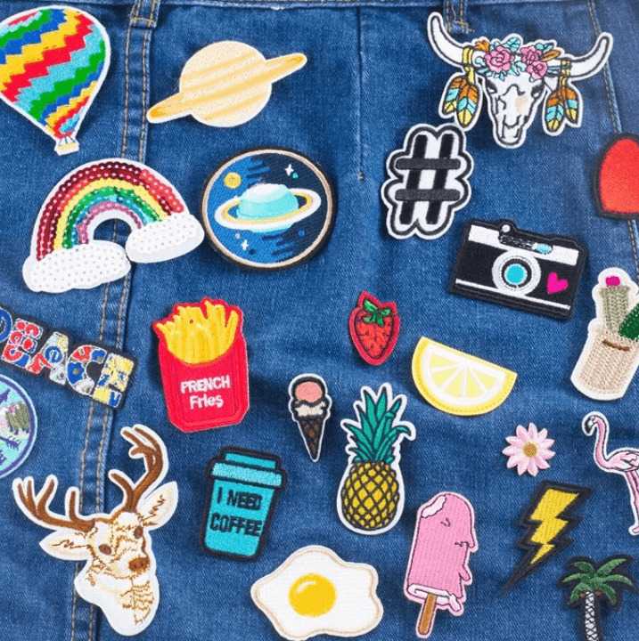 Choose 10 Patches for $7.99