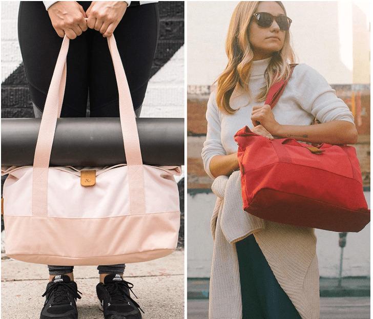 Amber & Ash Laptop Messenger Bag