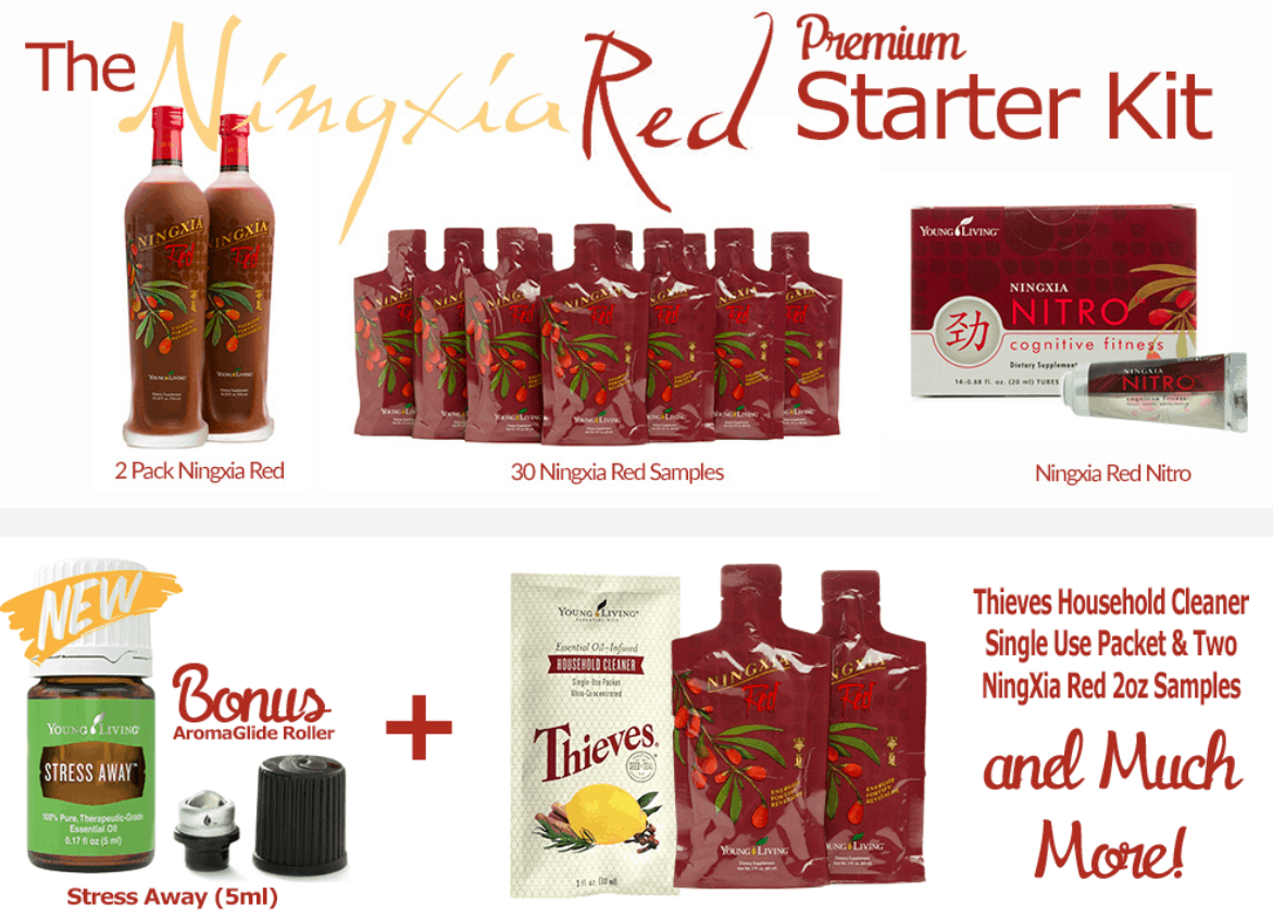 Young Living Starter Kit Sale 50% Off