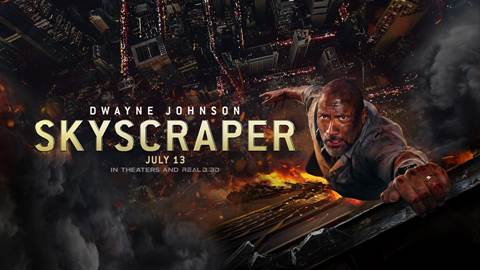 You Have to See Our Skyscraper Movie Review