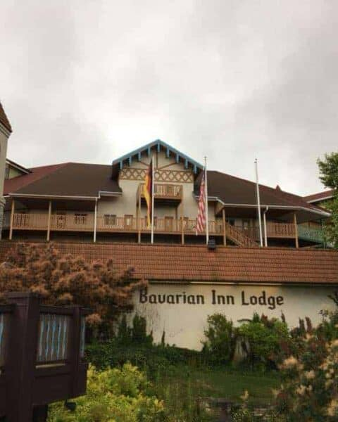 The Bavarian Inn Summertime Edition