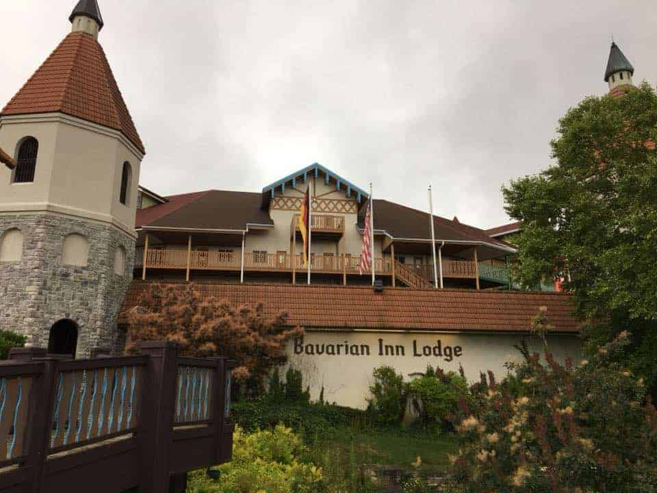 The Bavarian Inn Summertime Edition