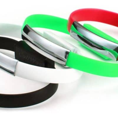 Get a Free USB Data Sync Charger Bracelet