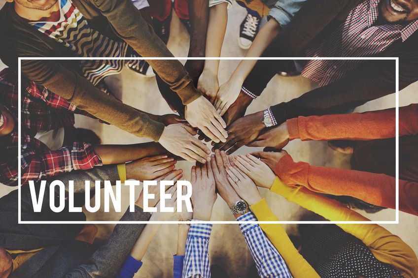 Volunteering is a great place to start serving others.