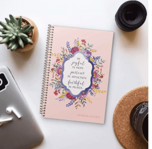 Personalized Bible Journals $12.99 (Was $22)