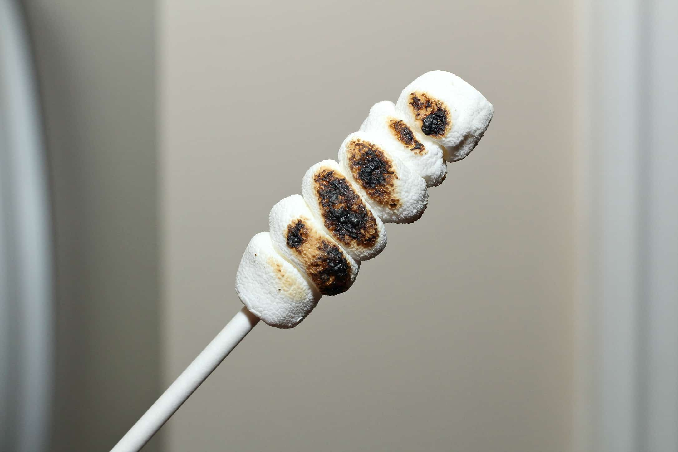 burnt marshmallow dessert recipes
