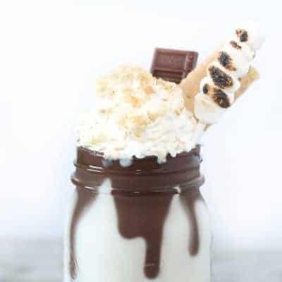 S'mores Dessert Milkshake
