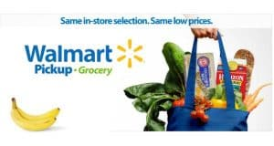 Walmart Grocery Delivery Services $10 Off $50