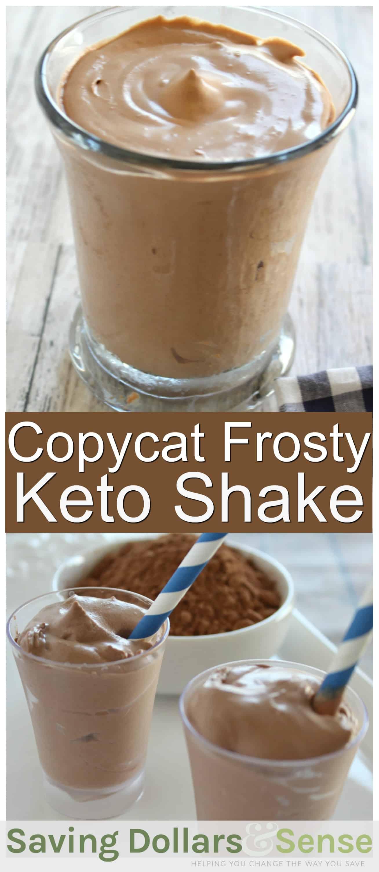 Frosty Keto Shake