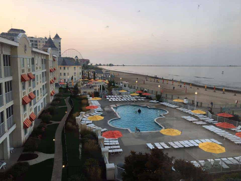 My Stay at Hotel Breakers Cedarpoint