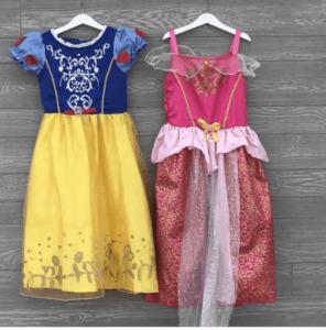 Princess Dresses $14.99 (Was $39.99)