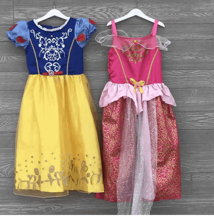 Hot! Disney Princess Dresses $14.99 (Was $39.99)