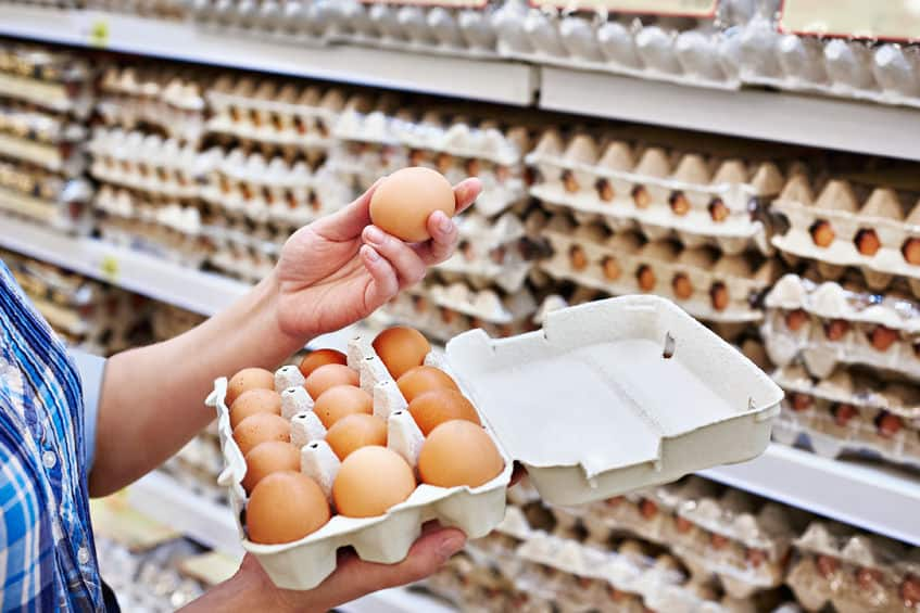 buying eggs in bulk