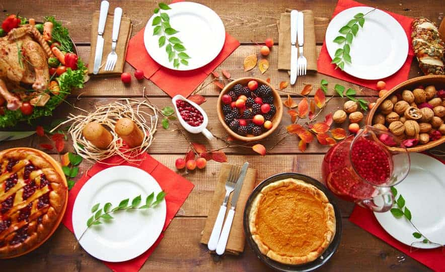 FREE Printable Thanksgiving Dinner Plan