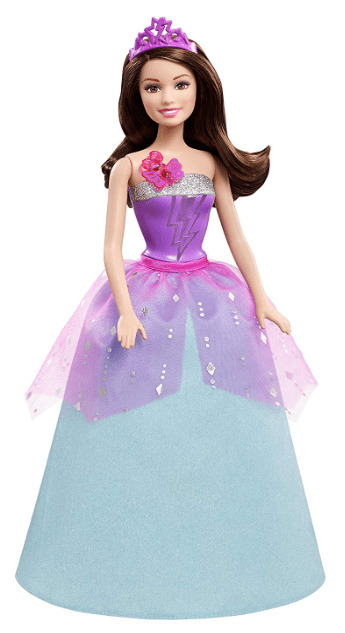 Barbie in Princess Power Corrine Doll Review