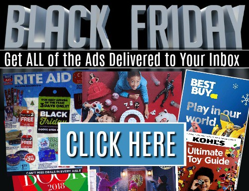 sign up for black friday updates