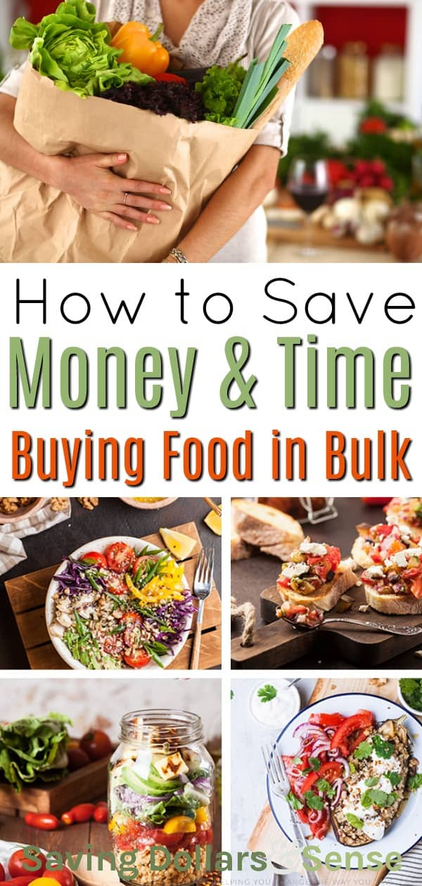 save money buying bulk