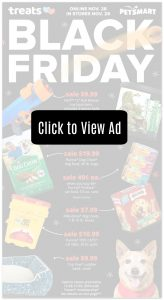 Pet Smart Black Friday Ad Scan 2019