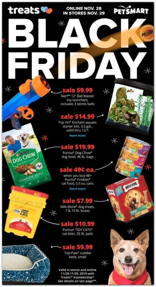 Pet Smart Black Friday Sales