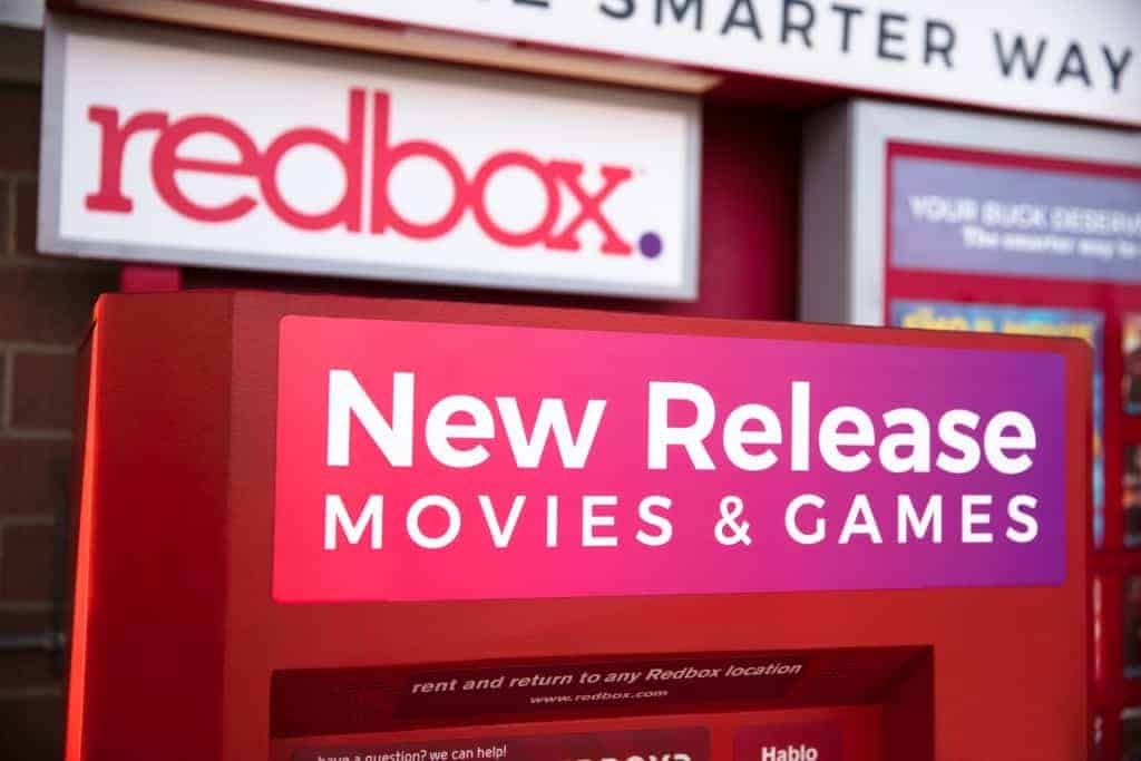 The Latest Redbox Movie Codes