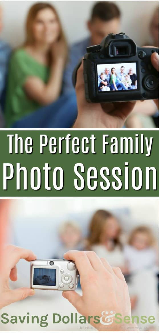 The Perfect Family Photo Ideas