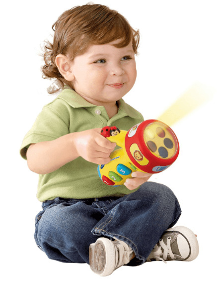 vtech spin and learn color flashlight by vtech