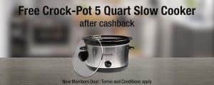 Get a Free Crock Pot From Walmart