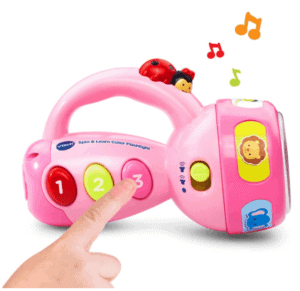 VTech Spin and Learn Color Flashlight Review