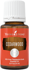 Essential Young Living Fall Favorites 20% Off Sale of Cedarwood oil.