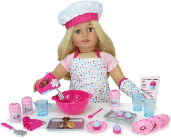 dolly baking set