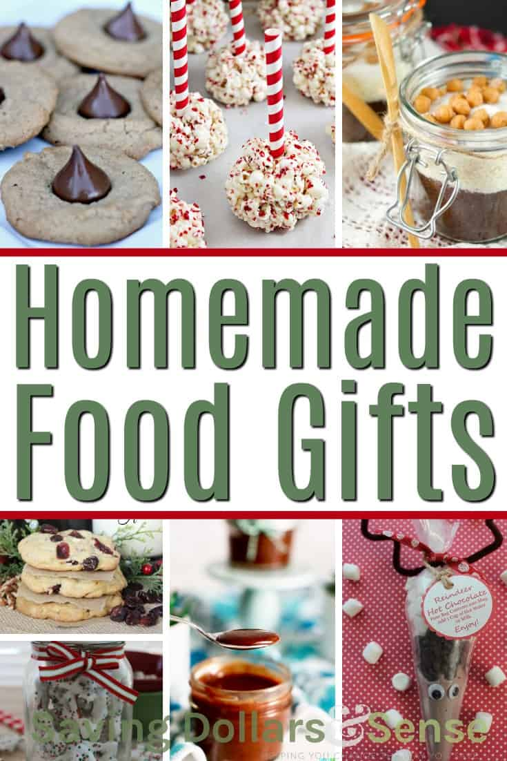 The Best Homemade Food Gifts - Saving Dollars & Sense