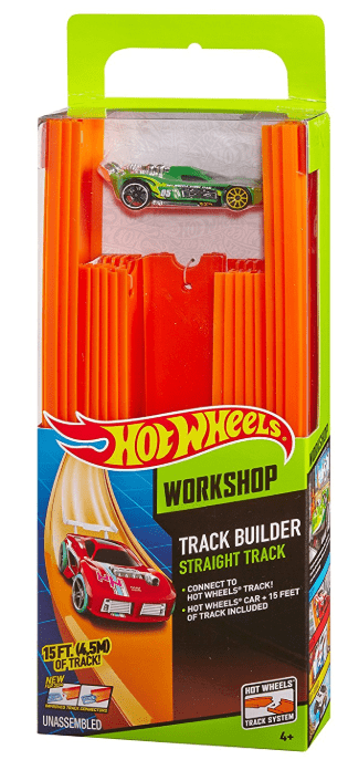 Hot Wheels Track Builder Review