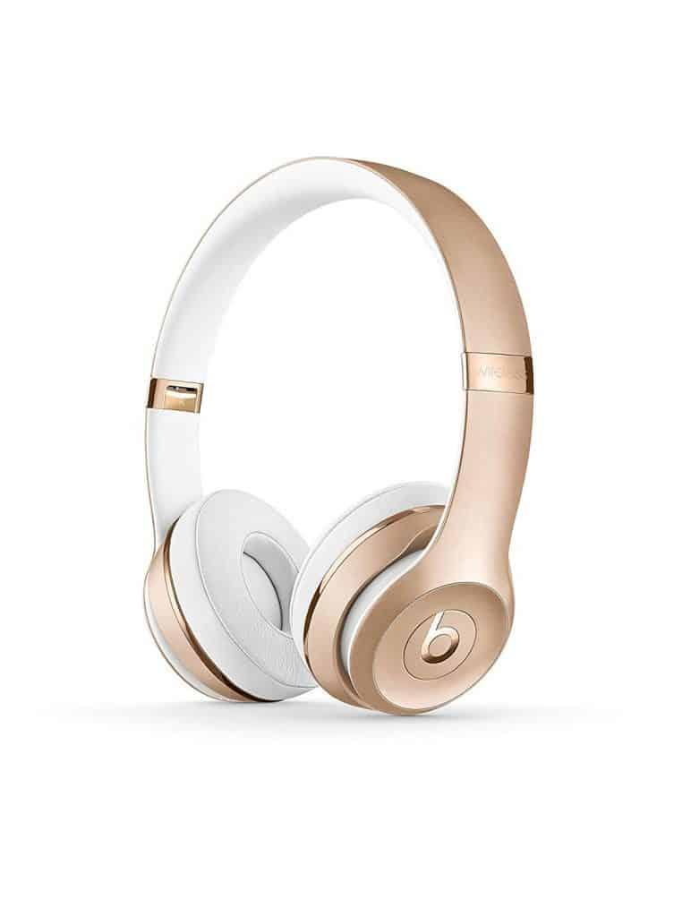 Beats solo3 wireless headphones.